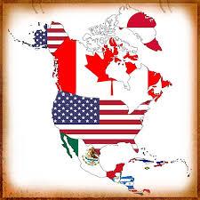 Amérique du Nord et centrale